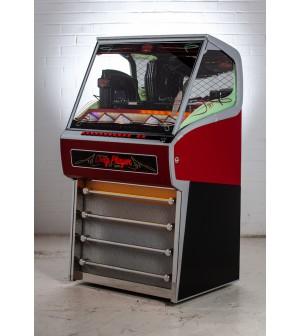Vinyl Long Player Jukebox