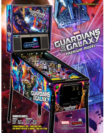 GUARDIANS OF THE GALAXY (PREMIUM)