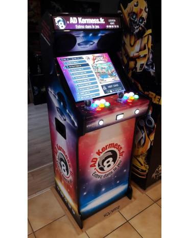 Borne d'arcade « art stand» HCD