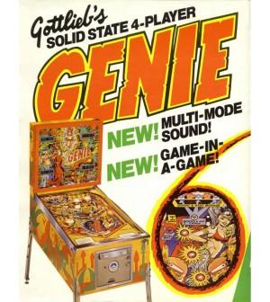 Schéma numérique Genie (Gottlieb)