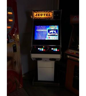 Borne d'arcade - 1200 jeux (JEUTEL)