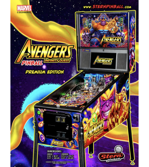 AVENGERS: INFINITY QUEST (PRO)