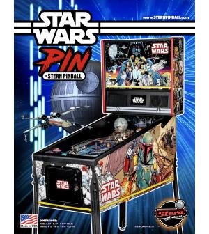 STAR WARS COMIC PIN